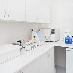 Bio nettoyage spécifique au service de stérilisation
