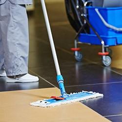 Nettoyage en milieu pharmaceutique